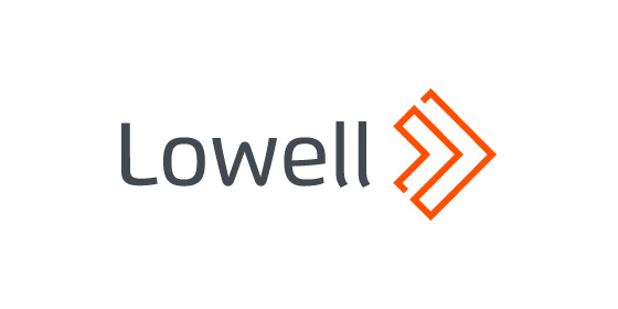 Logo unseres Kunden Lowell