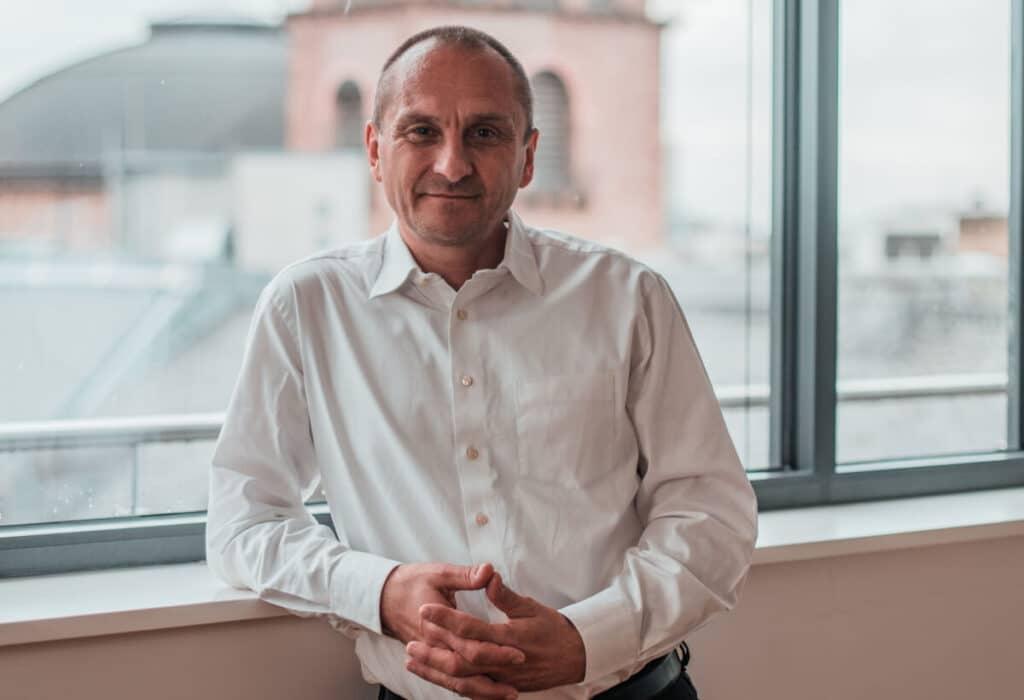 Program Manager Uwe Herrmann